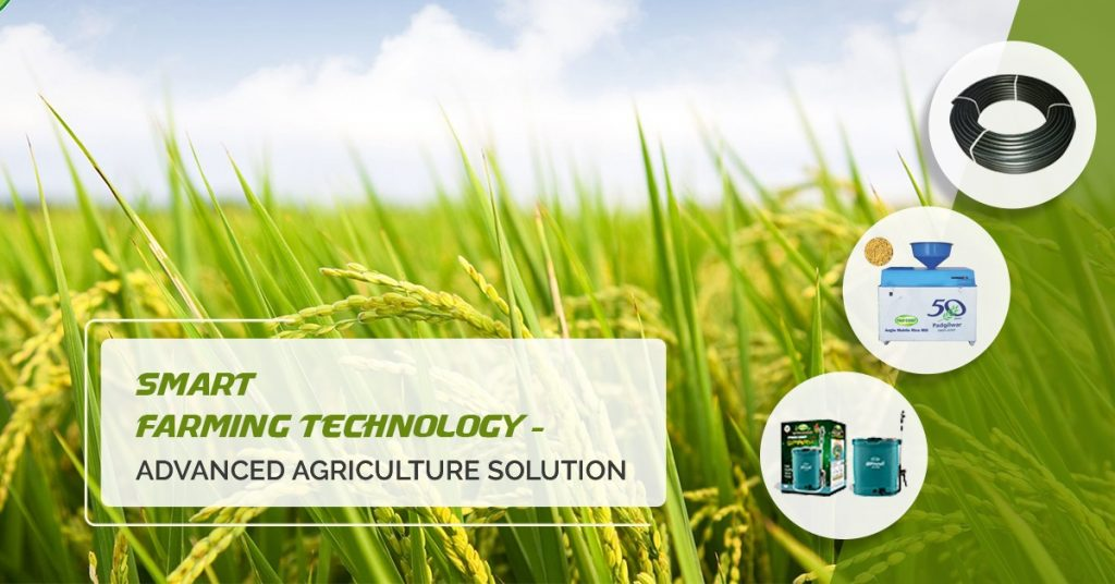Smart Farming Technology – Advanced Agriculture Solution
