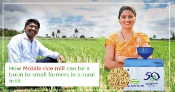 How Mobile Rice Mill can be a boon to small farmers in a rural area